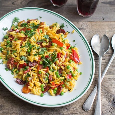 Paella Spanish Salad