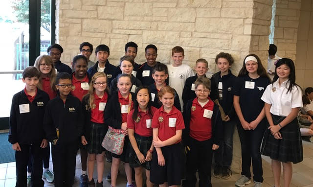 ACSI Middle School Math Olympics