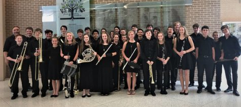 Middle and Upper School Band Competition