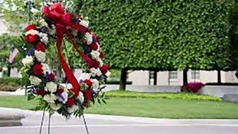 WWI Wreath