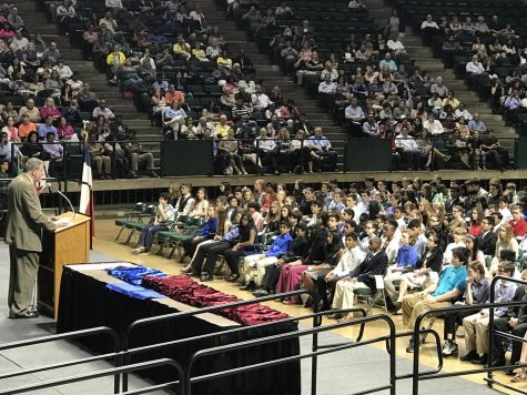 Middle School Students Qualify for Duke TIP State Award Ceremonies at UNT