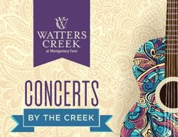 Concerts by the Creek
