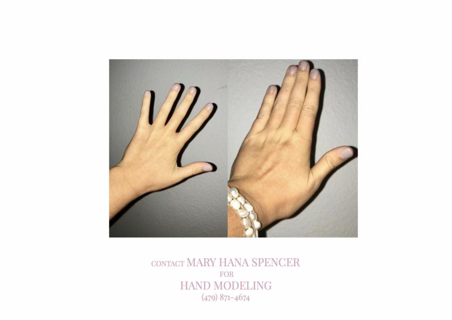 MH hand modeling