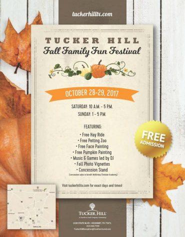 Tucker Hill Fall Family Fun Festival