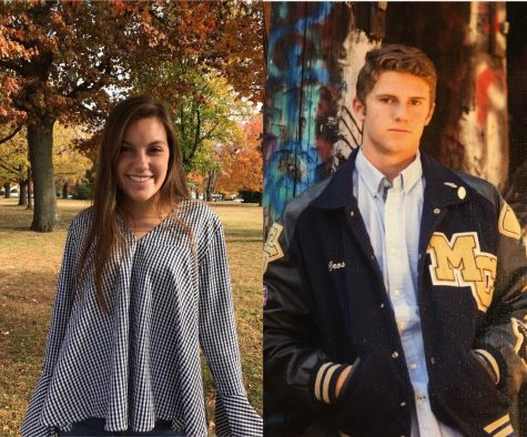 These seniors, Madison Yates and Justin Cross, are featured in this week's Senior Spotlight.