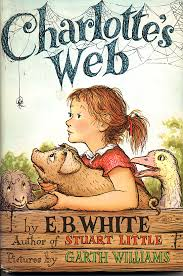Cover of Charlotte's Web.