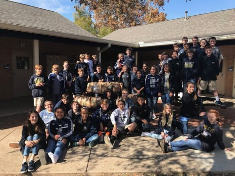 Patriot's Pen and Middle School Community Service