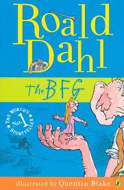 BFG book cover