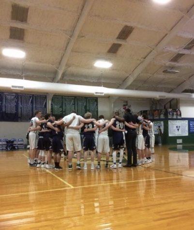 Varsity Basketball Ends the Season
