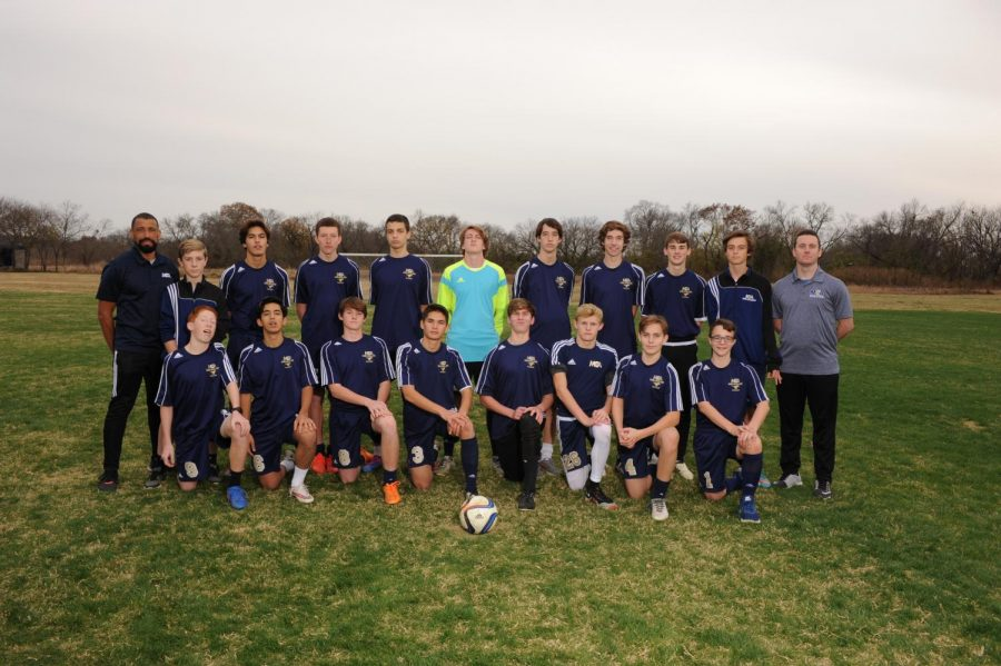 The Varsity boys soccer team ends their season down in Austin at the State Area Finals.