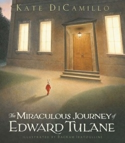 Book cover of The Miraculous Journey of Edward Tulane.
