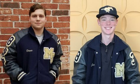 These seniors, Davis Madole and Josh Gutschlag, are featured in this week's Senior Spotlight.