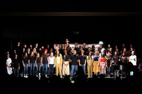 MCA Choir Dinner Show