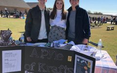 Pyle of Krafts was just one of the successful booths at econ fair. They demonstrated that a wide arrangement of goods will always be a success.