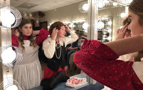 The Mustang Theatre Company TAPPS OAP Performance