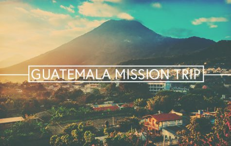 Preparing For Guatemala Mission Trip