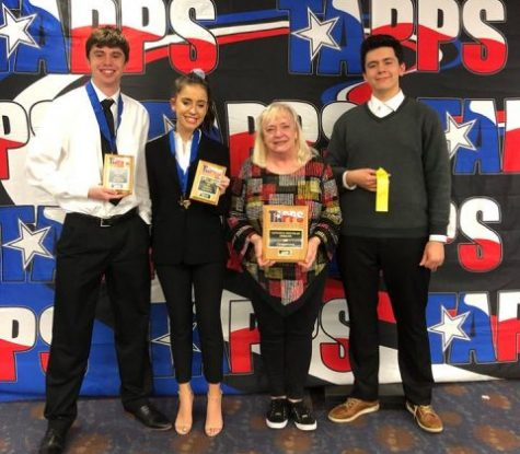 MCA Competes at the TAPPS Competitions
