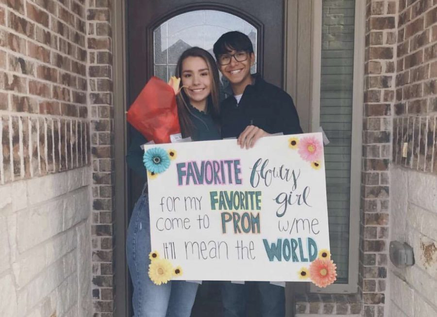 Ashten Hawthorne asked Courtney Martin one day after going to Texas Tulips.