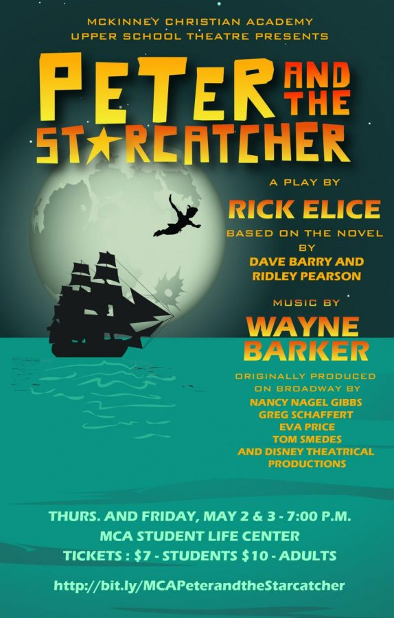 Upper+School+Drama+Play+Peter+and+the+Starcatcher.