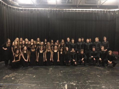 2019 TAPPS and TPSMEA Choir Competition