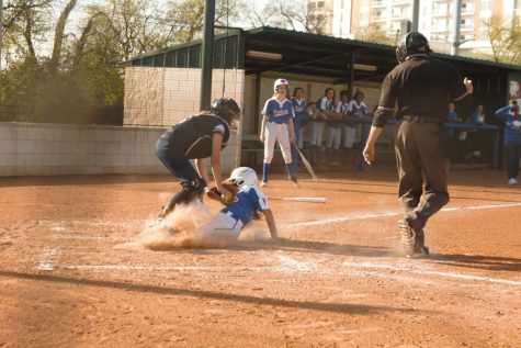 MCA Softball Brings In Another Non-District Win.
