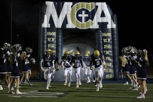 Football and Volleyball Teams Close Out The Season With High Recognition