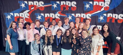 MCA Theatre takes 6th place at state.