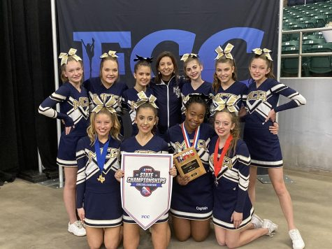 TAPPS Cheer Championship 2019