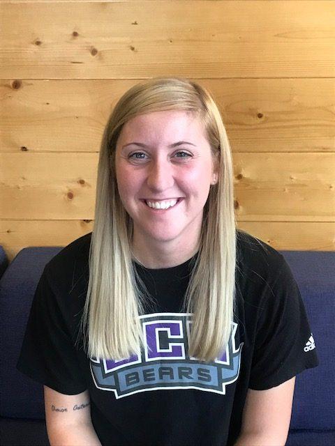 New teacher and coach Brandi GoForth.