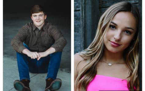 Senior Spotlight: Haley Hitt & Caleb Buchanan