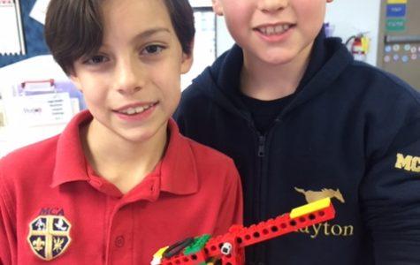 4th Grade Lego Catapult Challenge