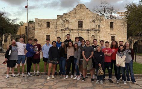 San Antonio Mission Trip