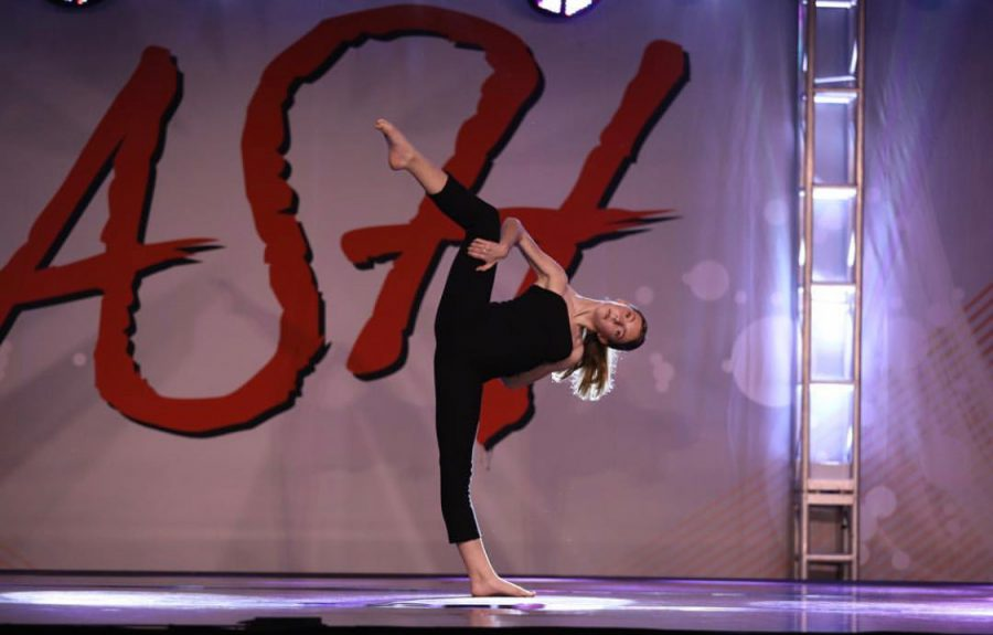 Brooke+Jensen+competing+with+a+solo+dance+at+competition.