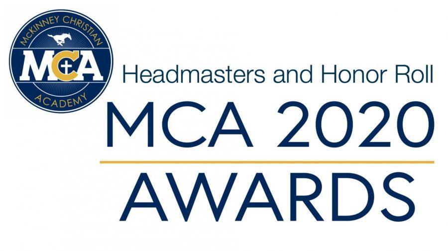 Headmasters and Honor Roll Awards