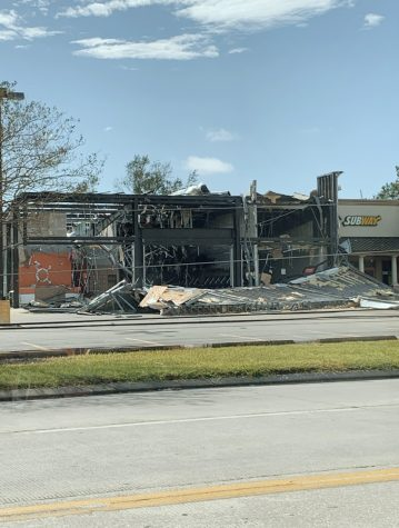 A photo of what used to be Orangetheory Fitness.