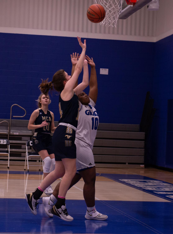 Varsity+Girls+Basketball+Team+Comes+up+Short