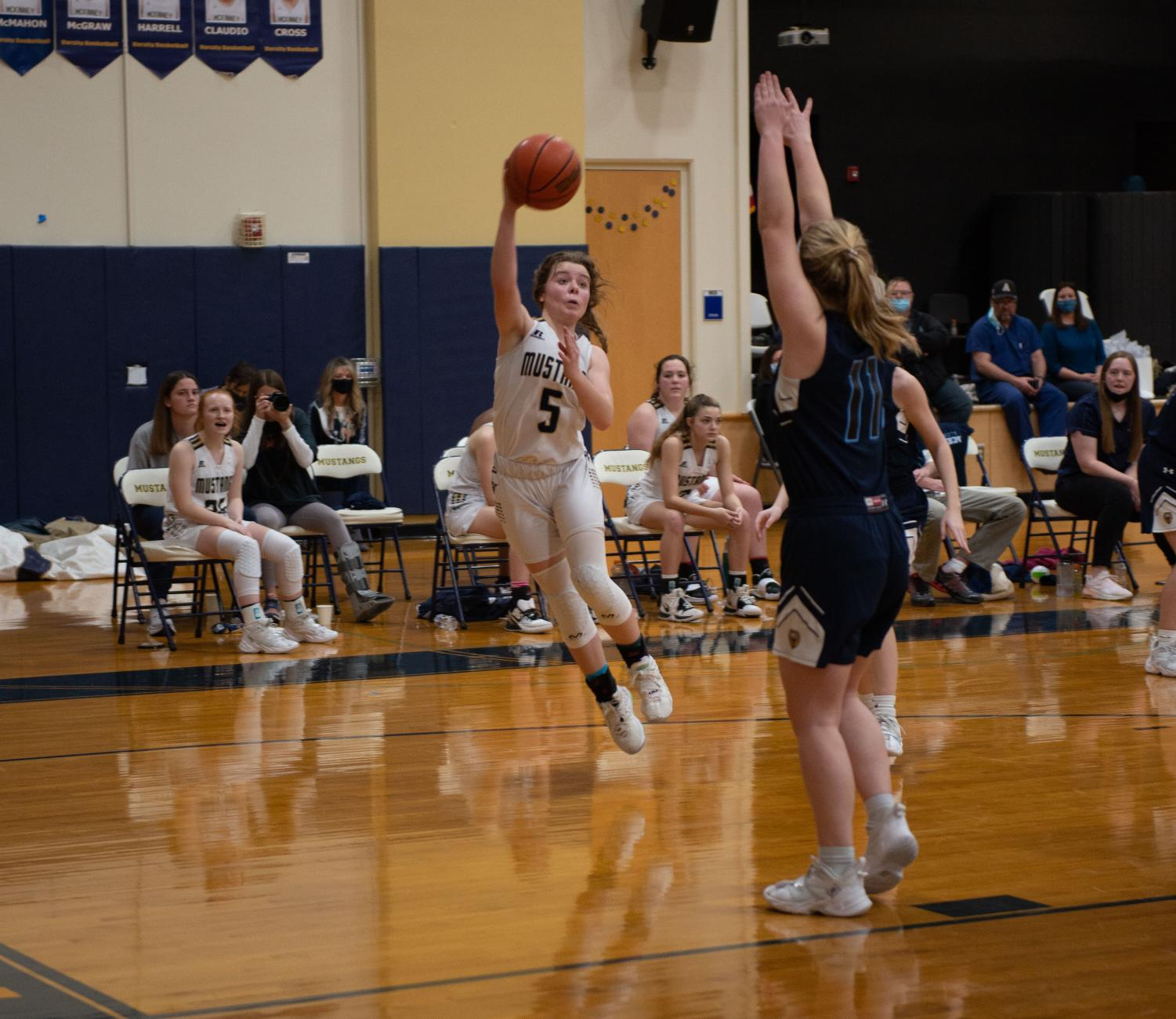 Lady+Mustangs+Basketball+Season+Ends+in+Playoffs