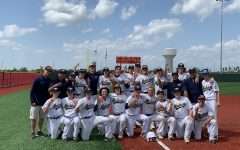 The Mustangs Baseball Team Advances to State